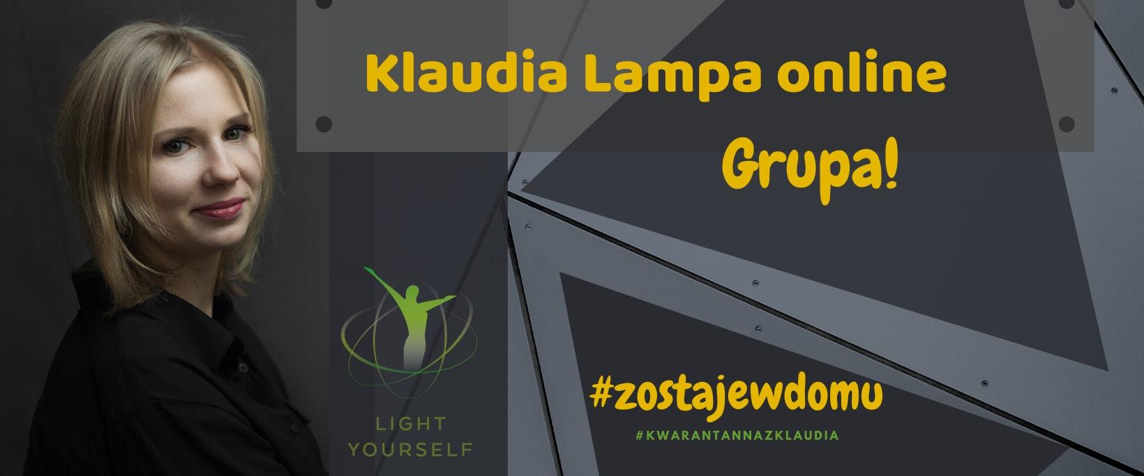 Klaudia Lampa Online - Grupa Facebook